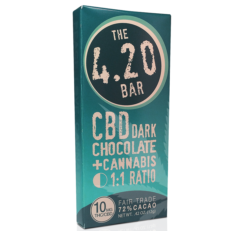 420 high CBD marijuana chocolate in Bellingham WA