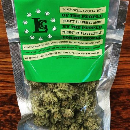 God's Gift marijuana