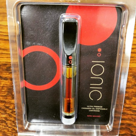 Ionic 1g CO2 oil cartridge