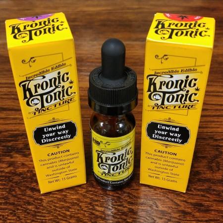 Kronic Tonic THC tincture