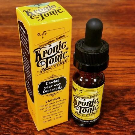 Kronic Tonic high CBD tincture