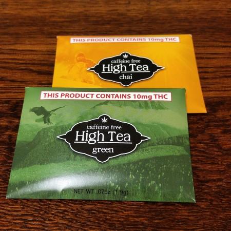 THC Tea bag