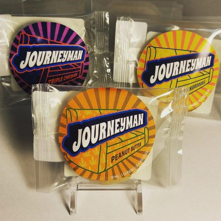 Journeyman cannabis cookies Bellingham, WA marijuana cannabis pot shop