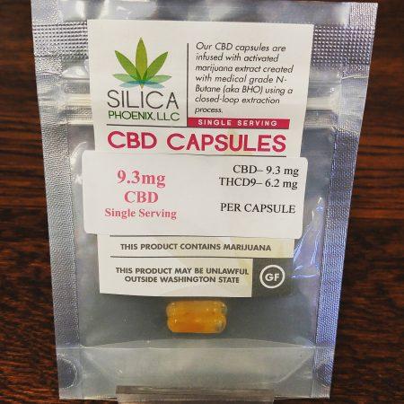 Phoenix CBD capsule