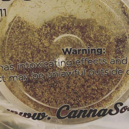 Cannasol Kief Bellingham weed marijuana cannabis