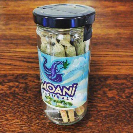 moani cheese 14 pack pre roll total 14g cascade herb company