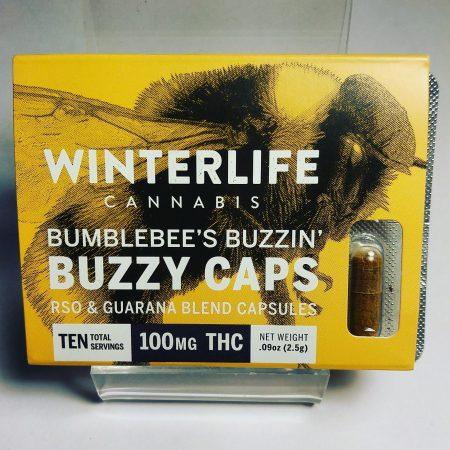 buzzy-capsules-rso-winterlife-bellingham-pot-shop-bellingham-weed-cannabis