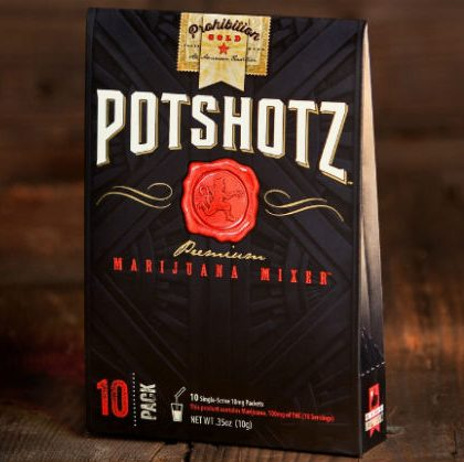 potshotz Prohibition Gold Bellingham Cannabis medible