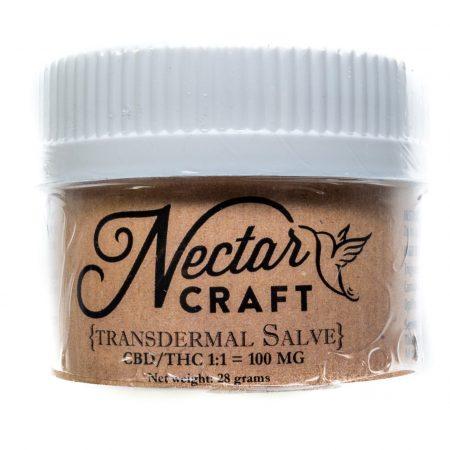 Transdermal Salve Nectar Craft CircannaBellingham Cannabis, Bellingham pot shop, Bellingham weed