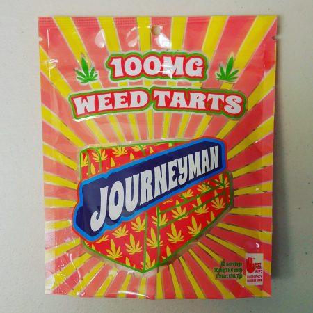 Weed Tarts Journeyman Edibles Bellingham Potshop Dispensary Cannabis Washington Marijuana