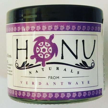 Honu Naturals Infused Body Butter Topical Front