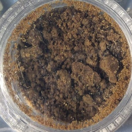 White Widow Bubble Hash Pyramid Concentrate