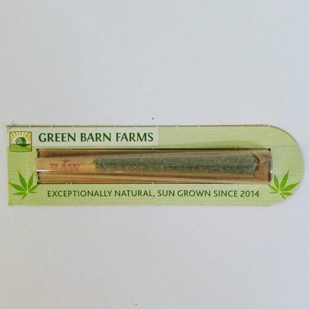 Green Barn Farm Monkey Grass Pre Roll Joint