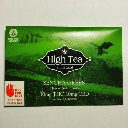 High Tea 1-1 CBD tea bag