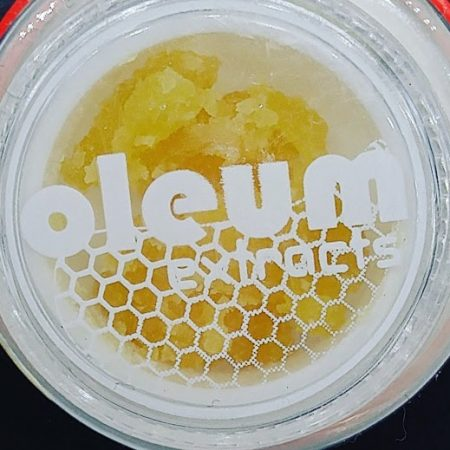 Arcata Trainwreck Honey Crystal from Oleum