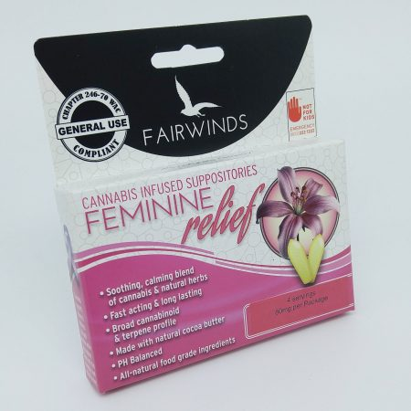 Feminine Relief by Fairwinds