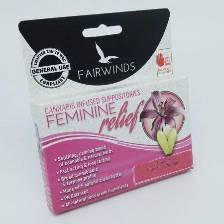 Feminine Relief by Fairwinds
