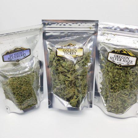 Freya Sugar leaf trim packs
