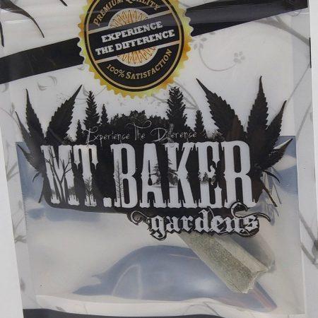 Mt Baker Gardens Preroll (MBG's Alien Kush)