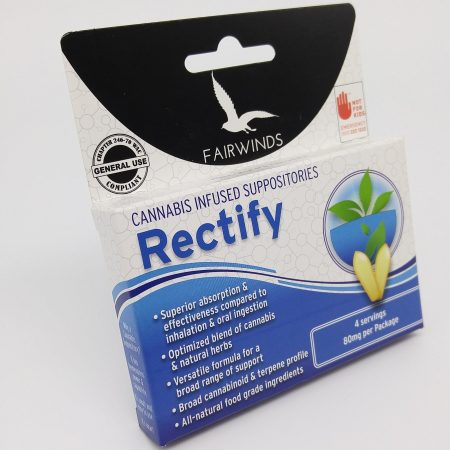 Rectify Suppositories by Fairwinds