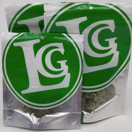 LCG Stock
